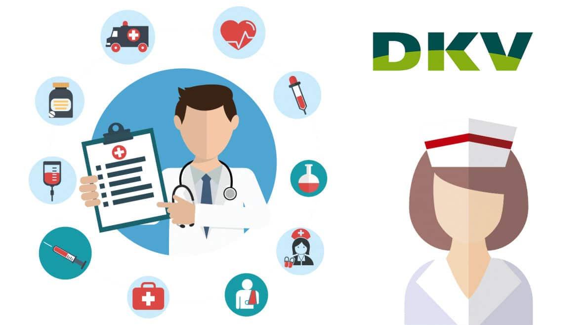 assurance hospitalisation dkv