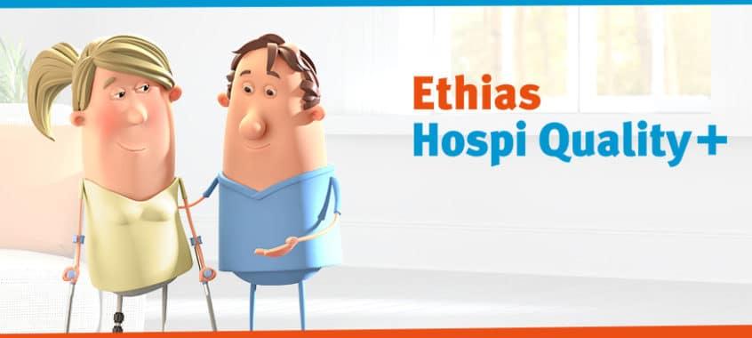 assurance hospitalisation chez ethias